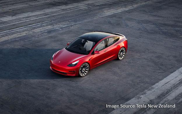Tesla blog